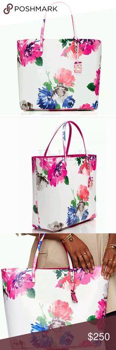 Spotted while shopping on Poshmark: Kate Spade large leather tote! #poshmark #fashion #shopping #style #kate spade #Handbags
