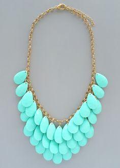 Aswan Mint Necklace