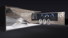 Lexus NX Experience Event on Behance