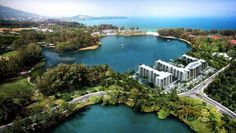 This condominium for sale in Laguna, Phuket is part of a luxurious contemporary condominium project. Under a huge brand of Banyan Tree hotels, this amazing compound offers a luxurious living and incredible investment opportunity to its residents.
