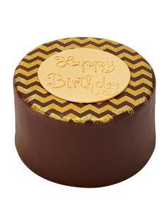 Chocolate Chevron Cake http://www.peggyporschen.com/order-online/birthday-cakes