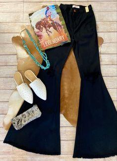 Distressed Black Jeans, Fashion Boutique, Texas, Spandex, Unisex, Pretty, Model, Cotton, How To Wear