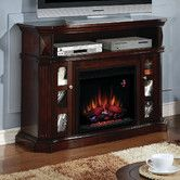 Found it at Wayfair - Bellemeade TV Stand with Electric Fireplace