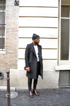 MenStyle1- Men's Style Blog - Les Freres Joachim. FOLLOW : Guidomaggi Shoes...