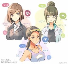 Osomatsu-san: Osomatsu, Karamatsu and Choromatsu
