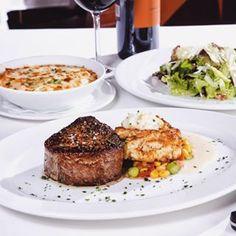 Ocean Prime | Beverly Hills | Menus | Prime Steak, Fresh Seafood, Fish