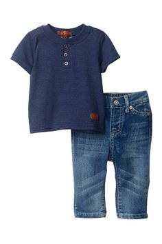 7 For All Mankind Kids on HauteLook