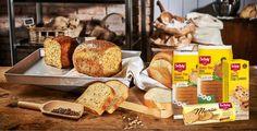 Som udvalgt buzzador får du nu mulighed for at teste glutenfri brød og kager fra Schär! Schär er nr. 1 i Europa hvad angår glutenfrit bagværk.
