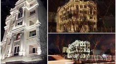 نمای ساختمان مسکونی روسپینا International Real Estate, Painting, Painting Art, Paintings, Painted Canvas, Drawings