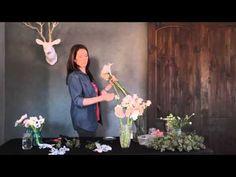 DIY BRIDAL BOUQUET- Naira - YouTube
