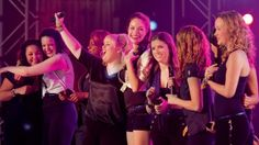 The Bellas, an all-female a cappella group, battle the Trebles to sing their way to the top in Pitch Perfect. Watch Pitch Perfect, Pitch Perfect 2012, Just Girly Things, Girly Stuff, Girl Things, Simple Things, Amazing Things, Funny Things, Random Stuff