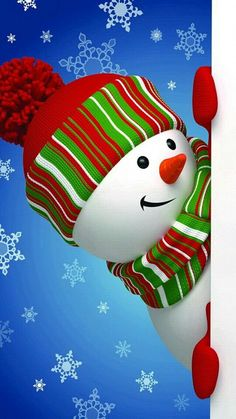 Trendy Ideas for christmas wallpaper backgrounds snowman phone wallpapers Christmas Clipart, Christmas Printables, Christmas Pictures, Christmas Snowman, All Things Christmas, Winter Christmas, Christmas Holidays, Christmas Crafts, Christmas Decorations