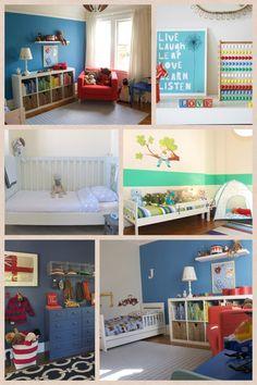 Little boys room - toddler