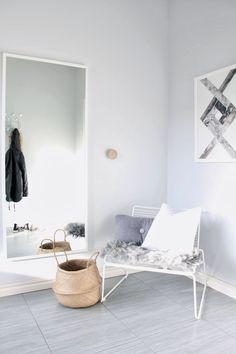 Via NordicDays.nl | Mitt Og Vårt Hjem | HAY Hee Chair | Grey White
