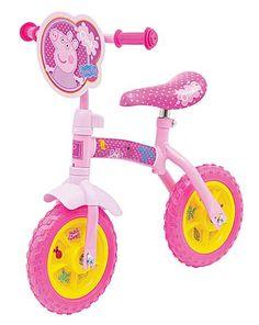Breep Peppa Pig Fiets 12 Inch Kids First Bike Pinterest