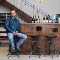 Interview: Justin Willett of Tyler Winery Artisan Ice Cream, Industrial Stool, Brewery, Man Cave, Home Furnishings, Bar Stools, Wines, Interview, Furniture