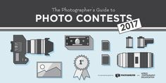 We've partnered with the World Photography Organisation for The 2017 Photographer's Guide to Photo Contests, one of our biggest guides of the year.  Inside, get a rundown of 42 photo contests worldwide. We give each a verdict based on entry fees, promised exposure and prizes, submission rights, and direct feedback from past winners.  Let this guide help you determine which contests are your best bet.