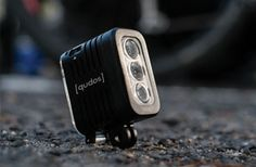 The world's first hi-powered action video light. Designed for GoPro's, action cameras & DSLR's