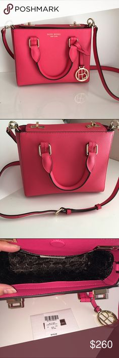 Women S Henri Bendel Pink Size Os Crossbody Bags At A Ed Price Poshmark Brand New So Cute
