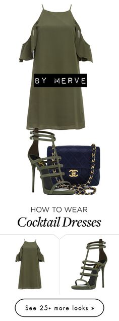"""""""look"""" by merve-metin on Polyvore featuring DailyLook and Chanel"""