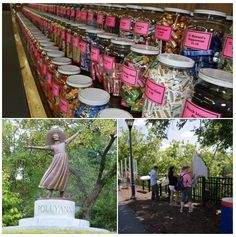 Explore the riverside walk and harmony park, pay Pollyanna a visit or delight in the world's longest candy counter – all in walking distance from your hotel!