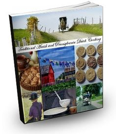 Amish Recipes and Pennsylvania Dutch Cooking: These traditional Amish recipes are relatively simple and unlike most regional cookery the ingredients are readily available. Best of all, no matter who makes them the results are 'wonderful good.
