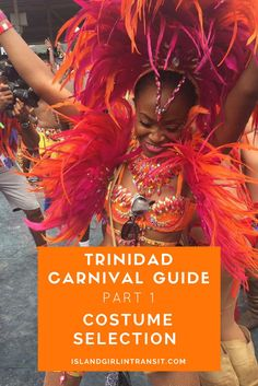 721e81a5bd96 Trinidad Carnival Guide  Carnival Costume Selection
