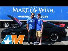 Hot Lap: 944HP 2015 Mustang + 2015 EcoBoost Build! - AmericanMuscle.com - YouTube Make A Wish