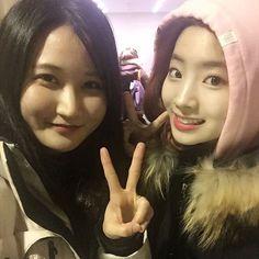 170116w/ a fan. [#dahyun #다현 #sixteen #twice #트와이스 #once #jyp #jype #girlgroup #kpop #love #cute #eagle #f4f #likemore #nayeon #jihyo #sana #tzuyu #momo #jungyeon #mina #chaeyoung #girl #selca #tbt #twicejjang #prettydahyun]