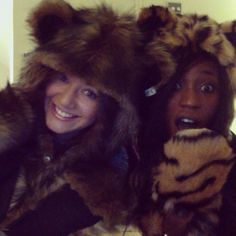 Eleanor and her friend