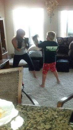 Kids boxing with Jeffrey. Boxing Classes, Kids Boxing, Wrestling