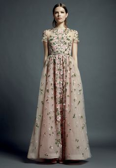 I wish I could pull this off    Valentino Resort 2013