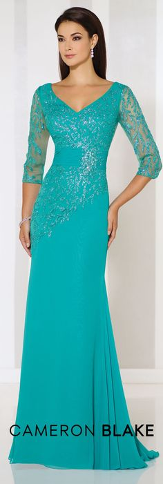 Cameron Blake Spring 2016 - Style No. 116651 #formaleveningdresses