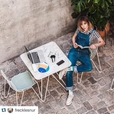 #repost @frecklesnur Find out how Nuria dresses #mylacostepolo at the style guide she did for @lacoste @cokebartrina