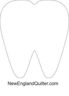 Patrón diente