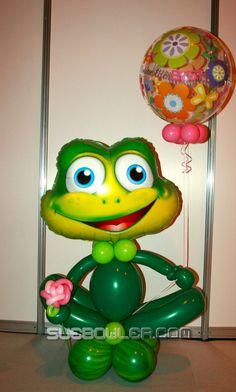 The Very Best Balloon Blog: Elegant of plezier, er is altijd iets is perfect voor Moederdag.