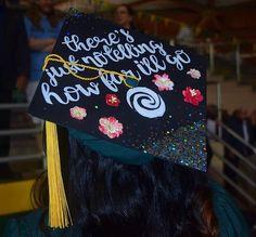 Quotes For Graduation Caps, Teacher Graduation Cap, Nursing Graduation, Graduation Hats, Graduation Ideas, Disney Graduation Cap, Graduation Cap Designs, Graduation Cap Decoration, Grad Hat