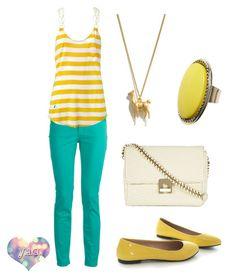Y. A. Q. - Blog de moda, inspiración y tendencias: [Y ahora qué me pongo con] Un pantalón color turquesa
