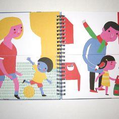Book by Madalena Matoso, Todos Fazemos Tudo, Planeta Tangerina. In Stock £11