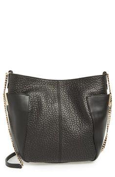 0ac36502f18 Jimmy Choo  Small Anabel  Leather Crossbody Bag