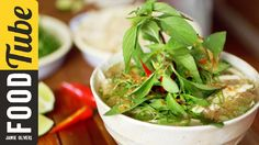 Please welcome Thuy from http://www.thelittlevietkitchen.com with her traditional Pho Ga recipe made even more healthy for the new year. A whole chicken cook...