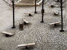 Bonn Square by Graeme Massie Architects: