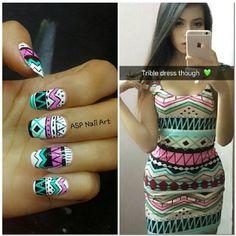 #aspnailart #artoftheday #myowncreation #tribalnails #nails2inspire #nailartjunkie #nailswag #nailaddict #nailartoohlala #nailartdiary #nailsofinstagram #nailsdid #nailartclub #nailporn #nailmax #nailart #nailstory #nailartvideo #nailcourse #nailpromagazine #nailartcult #nailsnailsnails #nailartlover #nailobsessed by aspnailart