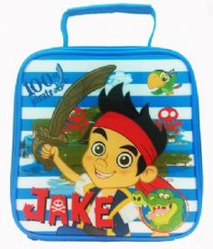 Jake and the Neverland Pirates Junior Lunch Bag £10.99