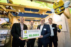 #Presse / #News: Lidl spendet 20.000 Euro an die Heinz Sielmann Stiftung und ... - #Agrar, #Handel