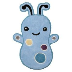 Cocalo Baby Rug - Peek A Boo Monsters