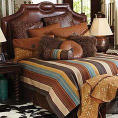 Love King Ranch stuff...but $800 for a comforter is a bit much. :)