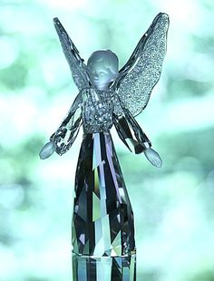Swarovski Angel Figurine