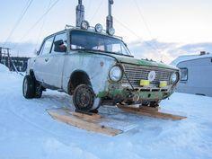 (via igor113 - По Кольскому на снегоходах 2013: день 2, Варзуга и Кузомень.)
