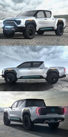 Tesla Pickup Truck, Electric Pickup Truck, Pickup Trucks, Electric Cars, The Fray, Windshield Washer, Car Gadgets, Sub Brands, Sport Cars